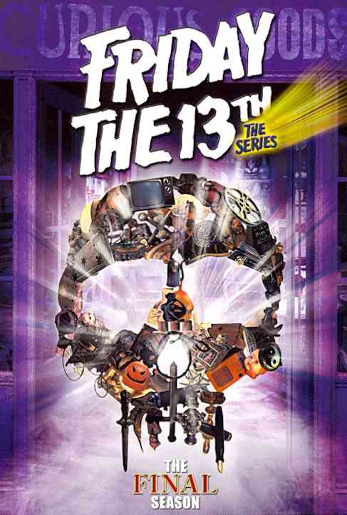 FRIDAY THE 13TH THE SERIES:FINAL SEAS BY FRIDAY THE 13TH (DVD)